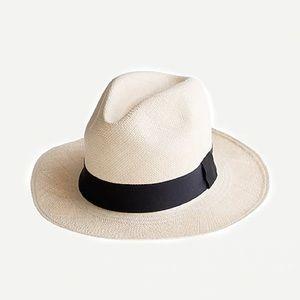 J. Crew Panama Hat